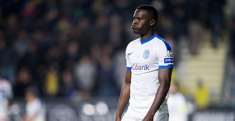 OFFICIEEL: KRC Genk ziet Samatta naar Aston Villa verhuizen