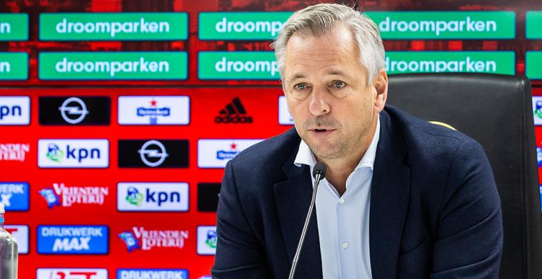 'Frauduleus verleden' Feyenoord-commissaris geopenbaard: 'Politieke oorlog'