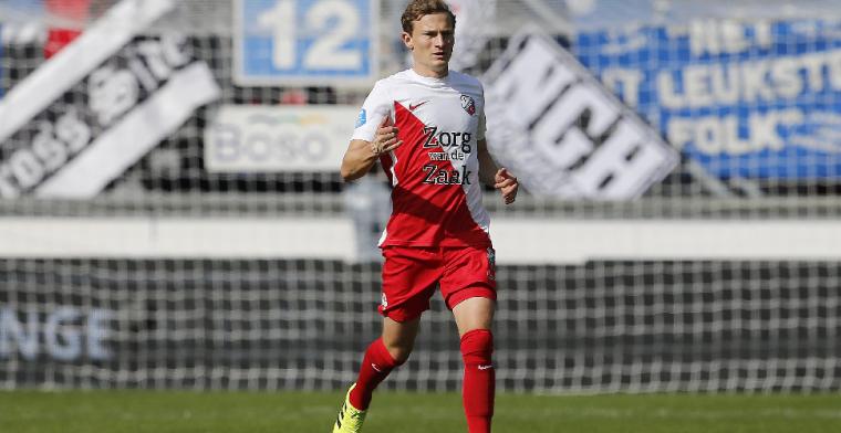 'Overbodige middenvelder van FC Utrecht hard op weg naar PEC Zwolle'