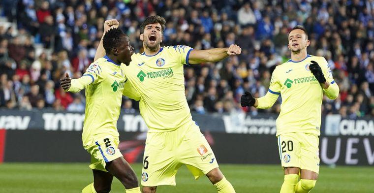 Getafe machteloos door clausule: Ajax-opponent verliest gewaardeerde kracht
