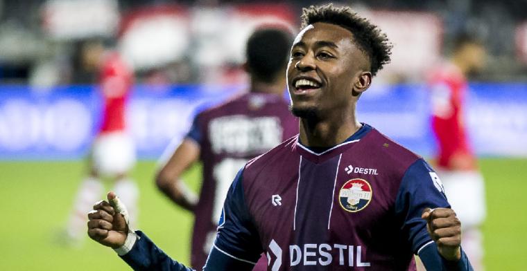 'Rechtsbenige Ziyech' getipt bij Ajax: 'Ze kunnen hem zo nemen'