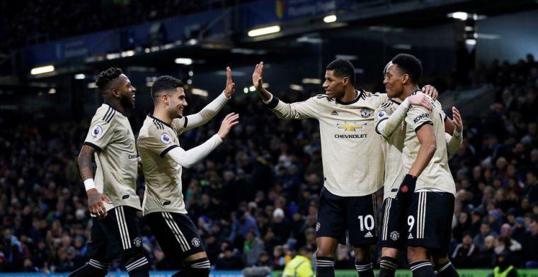 Manchester United waarschijnlijk zonder Rashford tegen Club Brugge