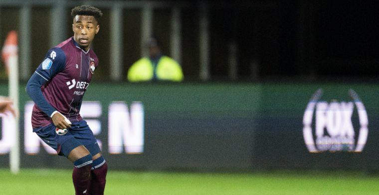 'Willem II-revelatie onder contract bij NEC: 500.000 euro genoeg voor overstap'