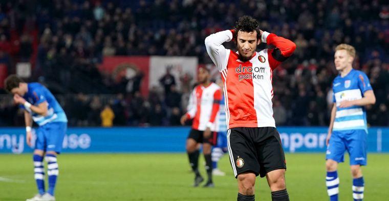'Ayoub op weg naar de uitgang bij Feyenoord: meerjarig contract in Griekenland'