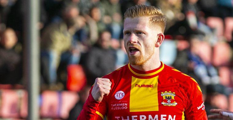 RKC bevestigt komst Van der Venne: middenvelder maakt transfer naar Eredivisie