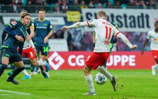 Werner wil naar droomclub Liverpool: afkoopsom neemt ieder jaar af
