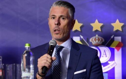 Verschueren in vraag gesteld bij Anderlecht: 'Dat was zijn grootste blunder'