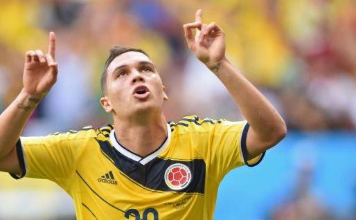 'Quintero wordt aangeboden bij Ajax; Overmars vindt Colombiaan te duur'