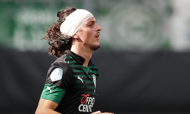 Afbeelding: Groningen laat Absalem tijdelijk vertrekken: 'Ook met oog op Marokkaanse elftal'