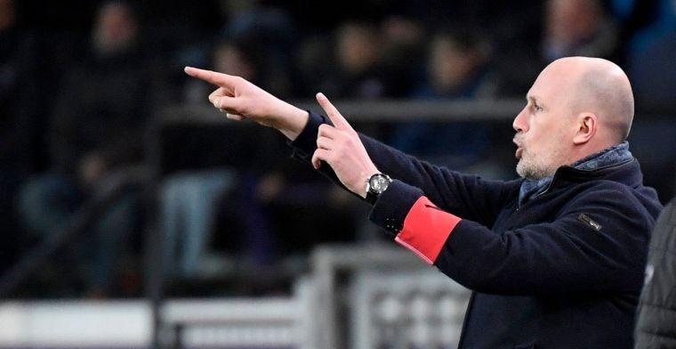 SELECTIE: Clement kan in de Beker niet dezelfde elf opstellen als in Anderlecht