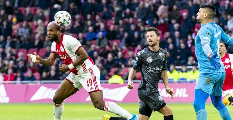 Babel: 'Voel de vrijheid bij Ajax, speelde geregeld rond Tadic om hem te helpen'