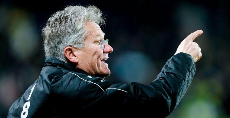 Bölöni maakt zich zorgen om Antwerp-speler: Het ziet er niet goed uit