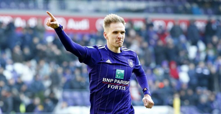 'Anderlecht zet ex-topschutter Teodorczyk bovenaan het verlanglijstje'