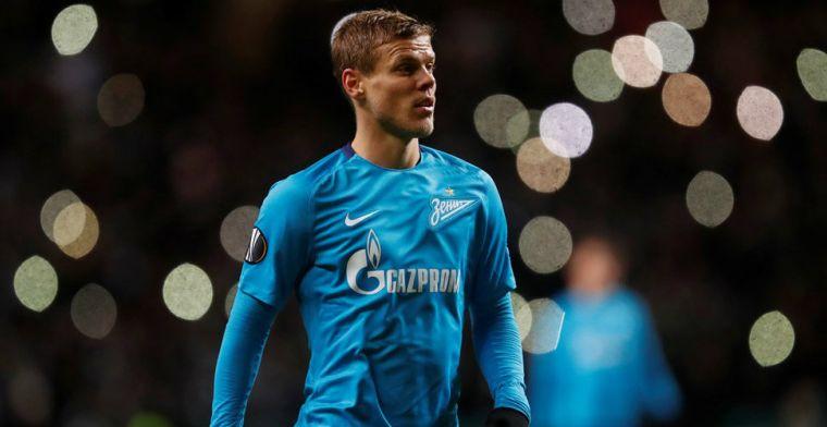 Feyenoord kan Kokorin definitief vergeten: Russische hekkensluiter slaat toe