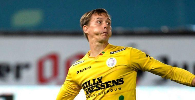 """Bossut droomt van finale met Zulte Waregem: """"Maar we spelen tegen Club Brugge"""