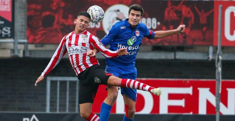 Enkelbreuk tijdens verhuizing en transfervrij Ajax-vertrek: 'God heeft ander plan'