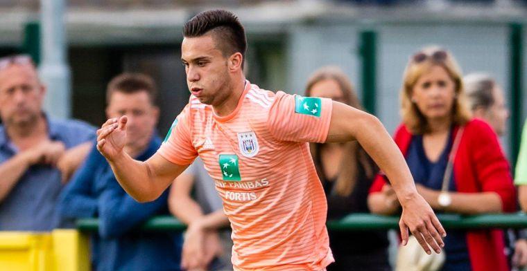 OFFICIEEL: Anderlecht laat Adzic ervaring opdoen in Nederlandse Eredivisie