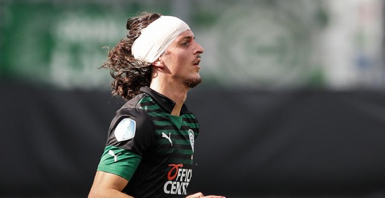 Groningen laat Absalem tijdelijk vertrekken: 'Ook met oog op Marokkaanse elftal'