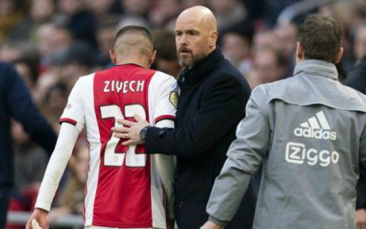Update: 'Ziyech 'komende weken' buitenspel, geen FC Groningen, PSV en FC Utrecht'