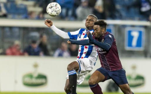 LIVE: Heerenveen neemt de strafschoppen het beste (gesloten)