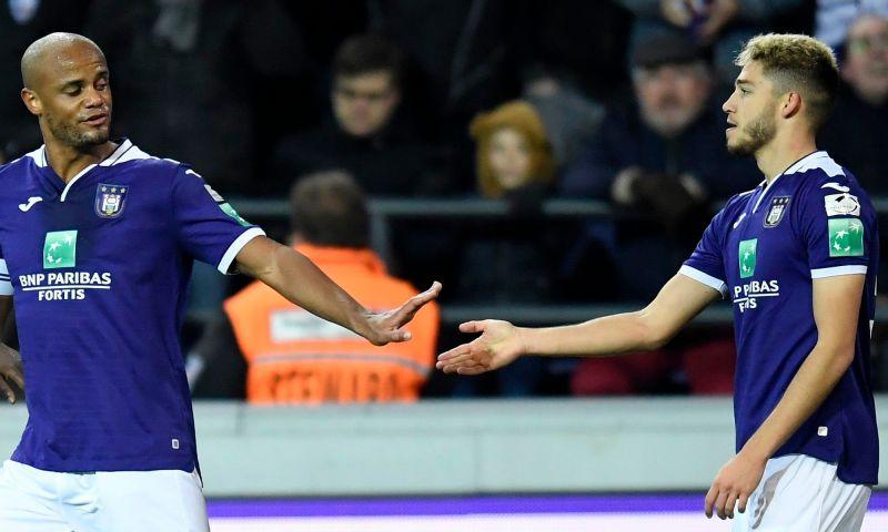 Afbeelding: Van Buyten probeerde Colassin voor de neus van Anderlecht naar Standard te halen