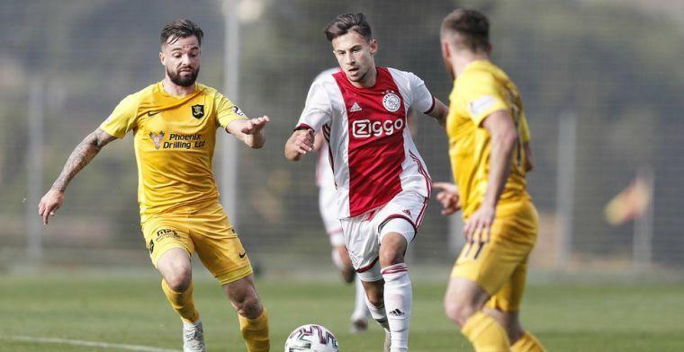Ajax bevestigt huurdeal en laat aanvaller seizoen afmaken bij Bayern München