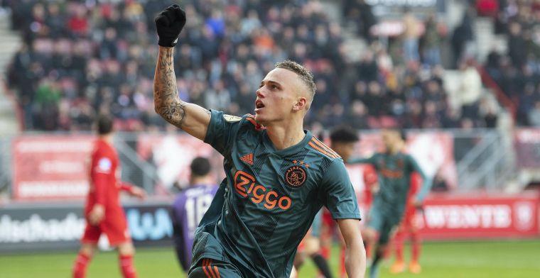 Twente 'probeerde het elke transferperiode' bij Lang: 'Ik voel me al thuis'
