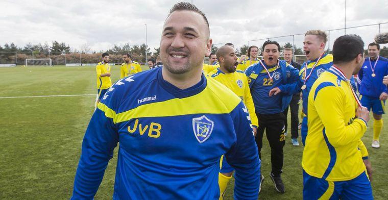 Go Ahead-jeugd strikt trainersduo Van Beukering-Van Beukering: 'Mooi duo, ervaren'