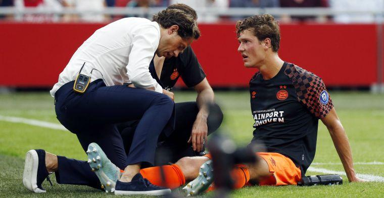 PSV-spitsen staan voor rentree tegen NAC Breda: 'Morgen inderdaad bij de selectie'
