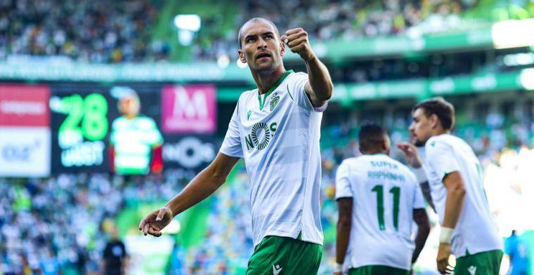 Aanval Sporting-hooligans: 'Dost onder het bloed, Carvalho smeekte voor z'n leven'