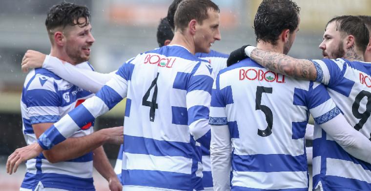 Flink bedrag voor Spakenburg door uitverkochte Ajax-wedstrijd: Het liep maar op