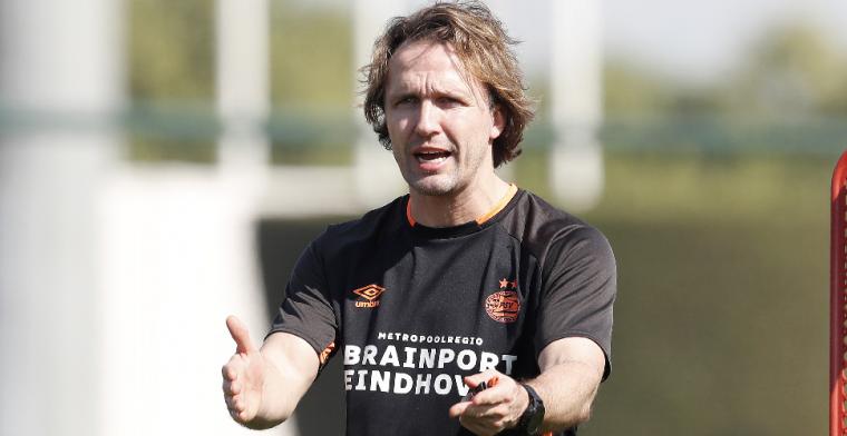 Zenden (43) krijgt op verzoek van Faber en De Jong belangrijkere rol bij PSV