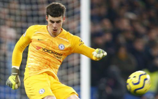 'Chelsea onderzoekt mogelijkheden om duurste doelman aller tijden te vervangen'