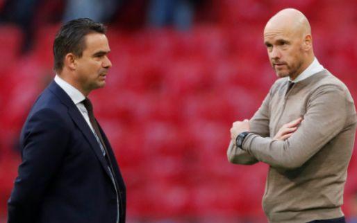 'Ten Hag en Overmars denken tóch nog aan winterse versterking voor Ajax'