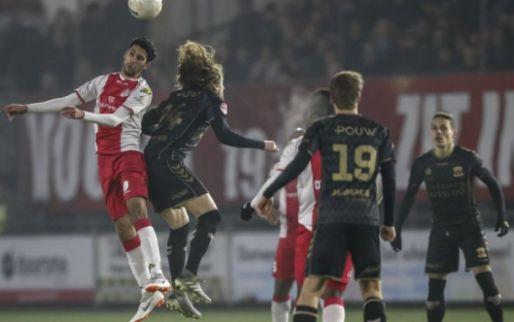 Afbeelding: Keeper Verhulst de held van Eagles na spannende penaltyserie bij IJsselmeervogels