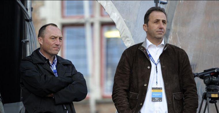 'Vandenhaute gaat twee eigen pionnen meenemen naar Anderlecht'