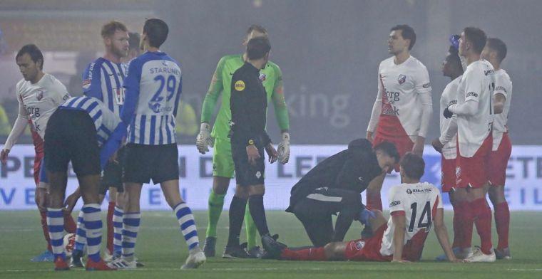 Problemen voor FC Utrecht na 'blessuredrama': De alarmbellen zijn wel afgegaan