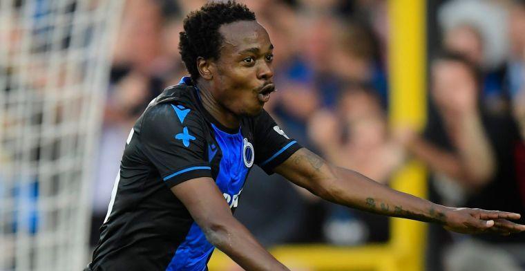 Bondscoach Zuid-Afrika kent reden voor mindere presteren van Tau bij Club Brugge
