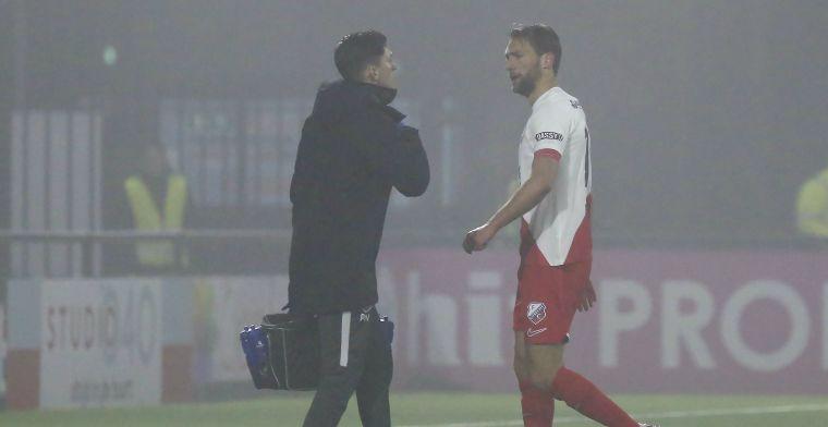 Telegraaf: FC Utrecht mogelijk transfermarkt op bij zware blessure aanvoerder