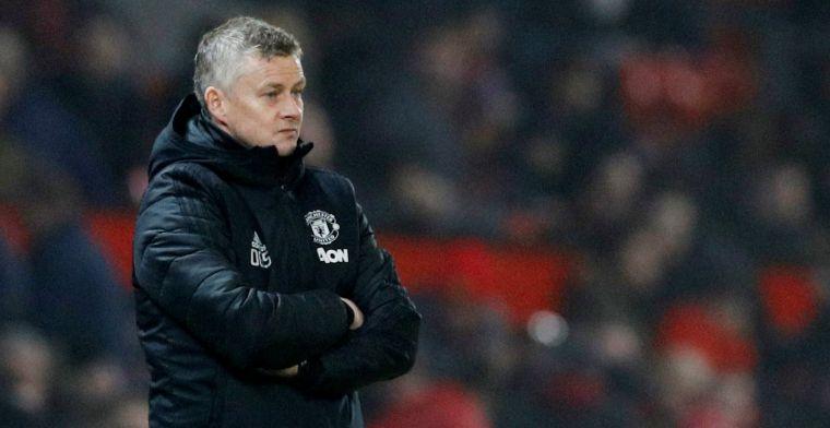 Manchester United blameert zich in eigen huis: 'Ideeën en energie waren op'