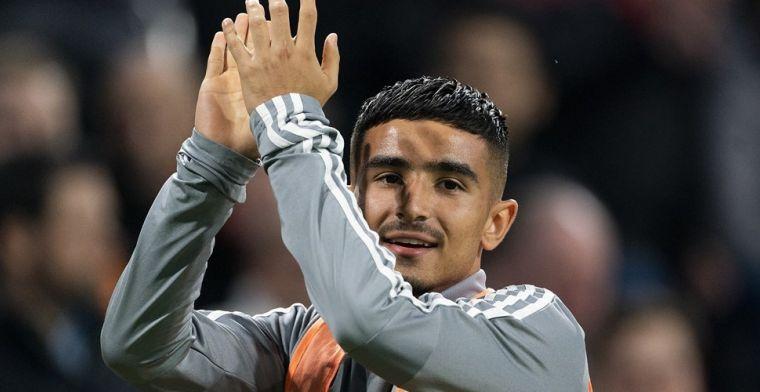 'De positieve arrogantie bij Ajax-talenten is iets waar ik van hou, prachtig'