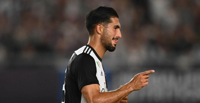 Update: 'Dortmund bereikt akkoord met Juventus en betaalt 23 miljoen voor Can'