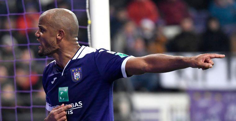 Kompany laat zich uit over transferperiode Anderlecht en de financiële zorgen