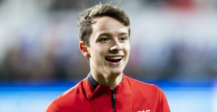Slot looft 'speler waarvoor je naar stadion komt': 'Beste van Noorse competitie'