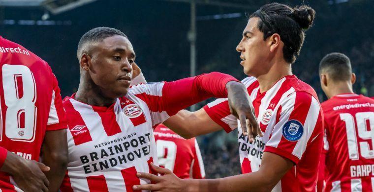 Update: 'Gutiérrez vindt interesse niet interessant genoeg om PSV te verlaten'