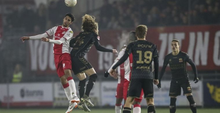Keeper Verhulst de held van Eagles na spannende penaltyserie bij IJsselmeervogels