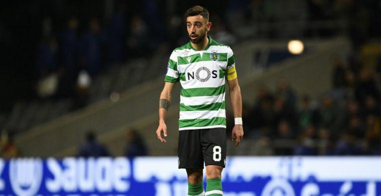 '60 miljoen euro niet genoeg voor Sporting Portugal, United kan transfer vergeten'