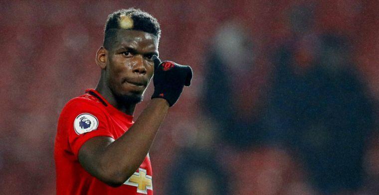 Raiola gooit olie op het vuur: 'United heeft ambities Pogba niet waargemaakt'