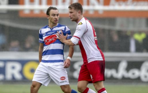 Afbeelding: Spakenburg niet blij met Selimi-uitspraken na Ajax-uit: 'Hebben gesprek gevoerd'