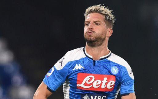 UPDATE: 'Mertens heeft geen oren naar aanbieding Monaco'